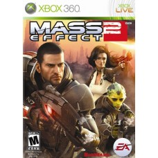 Mass Effect 2 Game Classics Xbox 360 Game