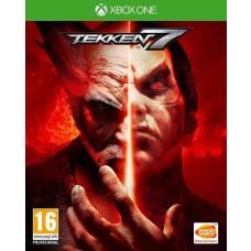 Tekken 7 Xbox One Game with Eliza vampire DLC