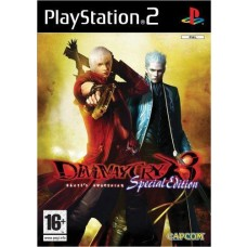 Devil May Cry 3 Dantes Awakening - Special Edition PS2 Game