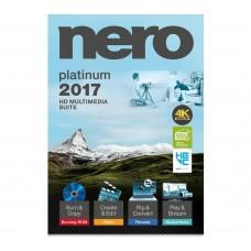 NERO Platinum 2017 - PC Software