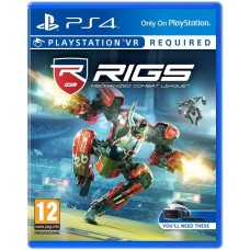 RIGS Mechanized Combat League PSVR Game