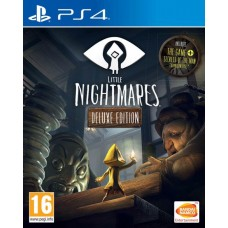 Little Nightmares Deluxe Edition Video Game - PS4