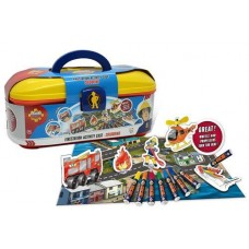 Fireman Sam Firestation Activity Case (SAMC008)