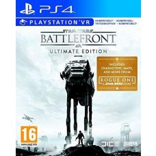 Star Wars Battlefront Ultimate Edition PS4 Game