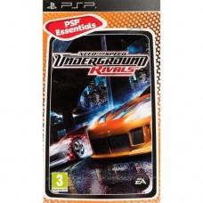 Need for Speed Underground Rivals Essentials Edition PsP Game