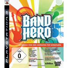 Band Hero Standalone PS3 Game