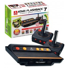 Atari Flashback 7 Console Frogger Edition - 101 Built-In Games - 2 Controllers