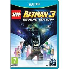 Lego Batman 3 Beyond Gotham Nintendo Wii U Game