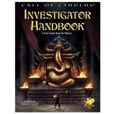 Call of Cthulhu Investigator Handbook 7th Edition - Book