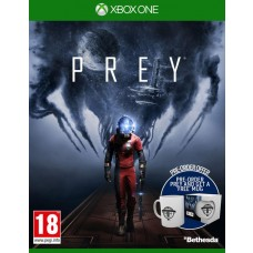 Prey Xbox One Video Game with FREE MUG + Cosmonaut Shotgun Pre-Order DLC