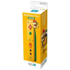 Official Ninetendo Wii U Remote Plus Controller Bowser - Orange/Green