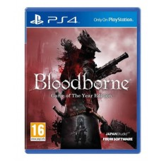Bloodborne - Game of the Year PS4