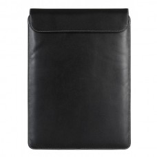 Urban Factory Leather Sleeve for Apple Mac Book Air 13.3 devices - Black