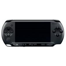 Sony PSP E1000 Console Charcoal Black
