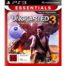 Unchartered 3 Essentials Edition PS3