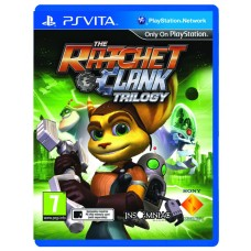 Ratchet and Clank Trilogy Playstation Vita