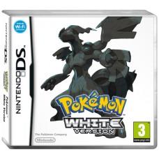 Pokemon White Version Nintendo DS