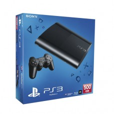 PS3 500GB UK Black Console + Lego Harry Potter Years 5-7 PS3 NEW