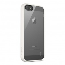 Belkin Candy Case for iPhone Alpha in Black/ Clear