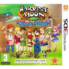 Harvest Moon Skytree Village Game Nintendo 3DS