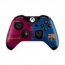 Official Barcelona FC - Xbox One Controller Skin