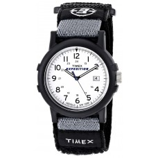 Timex Expedition Fullsize Camper White Dial Watch (T49713)