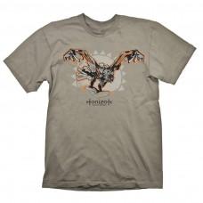 Horizon Zero Dawn Storm Bringer T-shirt L Size - Grey (GE6126L)