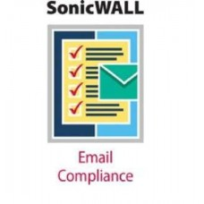 Sonicwall E-mail Compliance Subscription 25 users - 1yr