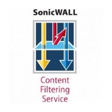 Sonicwall Content Filtering Service Premium for NSA 4500 - 1yr