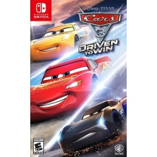 Cars 3 Driven to Win Switch Game