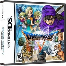 Square Enix Dragon Quest V Hand of the Heavenly Bride DS Game