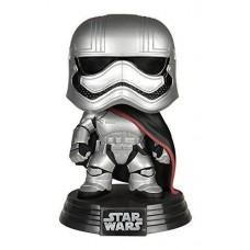 POP! Vinyl Star Wars Episode 7 Captain Phasma Bobble Head Collectors Figure