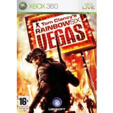 Tom Clancy's Rainbow Six Vegas 1 + 2 Xbox 360 Game