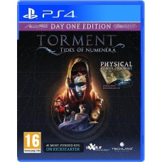 Torment Tides of Numenera PS4 Game