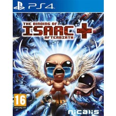 The Binding of Isaac Afterbirth+ PS4 Video Game