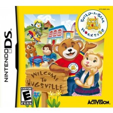Build-A-Bear Workshop Welcome to Hugsville Nintendo DS Game