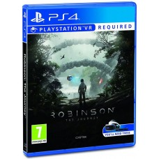 Robinson The Journey VR (PSVR Game) PS4