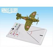 Wings of Glory Reggiane Re.2001 Falco II B Scale Model
