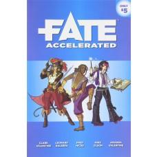 Fate Accelerated - Book