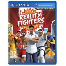 Reality Fighters PS Vita Game