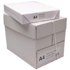 80gsm A4 Printer Paper - 2 Boxes Containing 10 Reams of 500 sheets - 5000 pages total