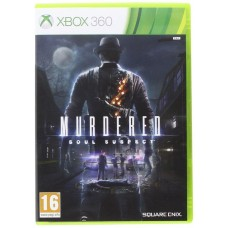 Murdered Soul Suspect Xbox 360 Game