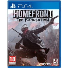 Home Front The Revolution - Homefront PS4