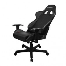 DXRacer Formula Gaming Chair With Adjustable Arms - Black (OH/FD99/N)