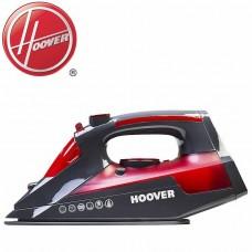 Hoover Steam Iron 2500W Anti Drip / Scale Ceramic Plate Ironing (TIM2500CNO)
