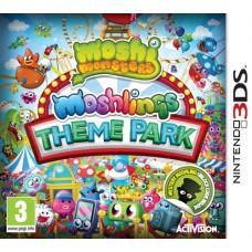 Moshi Monsters Moshlings Theme Park Nintendo 3DS