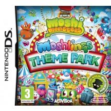Moshi Monsters Moshlings Theme Park Nintendo DS