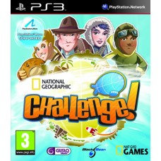 National Geographic Challenge! PlayStation 3 PS3