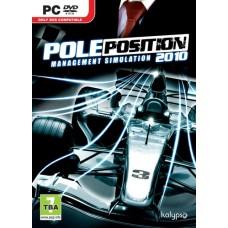 Pole Position 2010 PC DVD