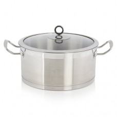 Morphy Richards 46375 Casserole 24cm Stainless Steel